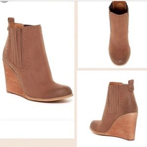 Melrose And Market wedge Boots